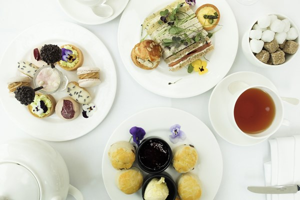 Afternoon Tea at Lancaster London - London
