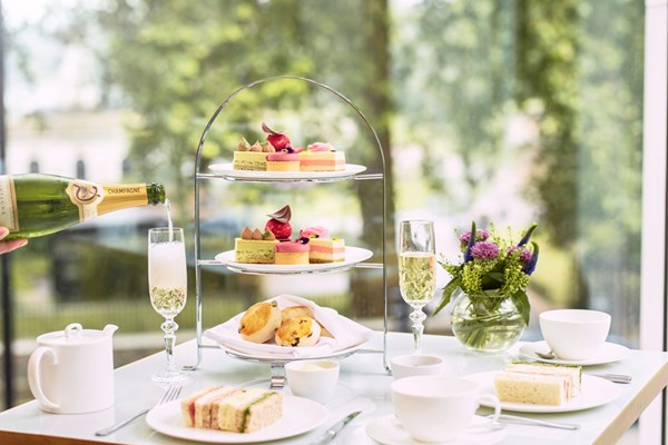 Afternoon Tea at Royal Lancaster London - London