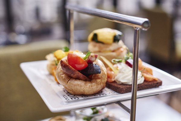 Afternoon Tea at Le Meridien Piccadilly - London