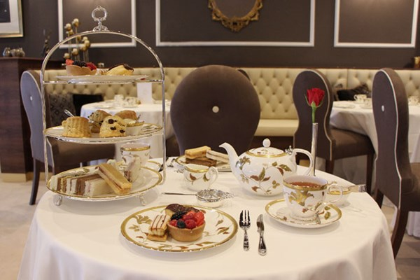 Afternoon Tea at Mrs B's - Lancashire