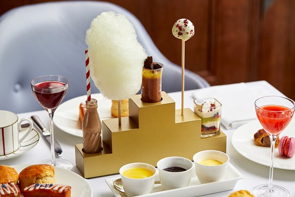 Charlie and the Chocolate Factory-Inspired Afternoon Tea at One Aldwych - London