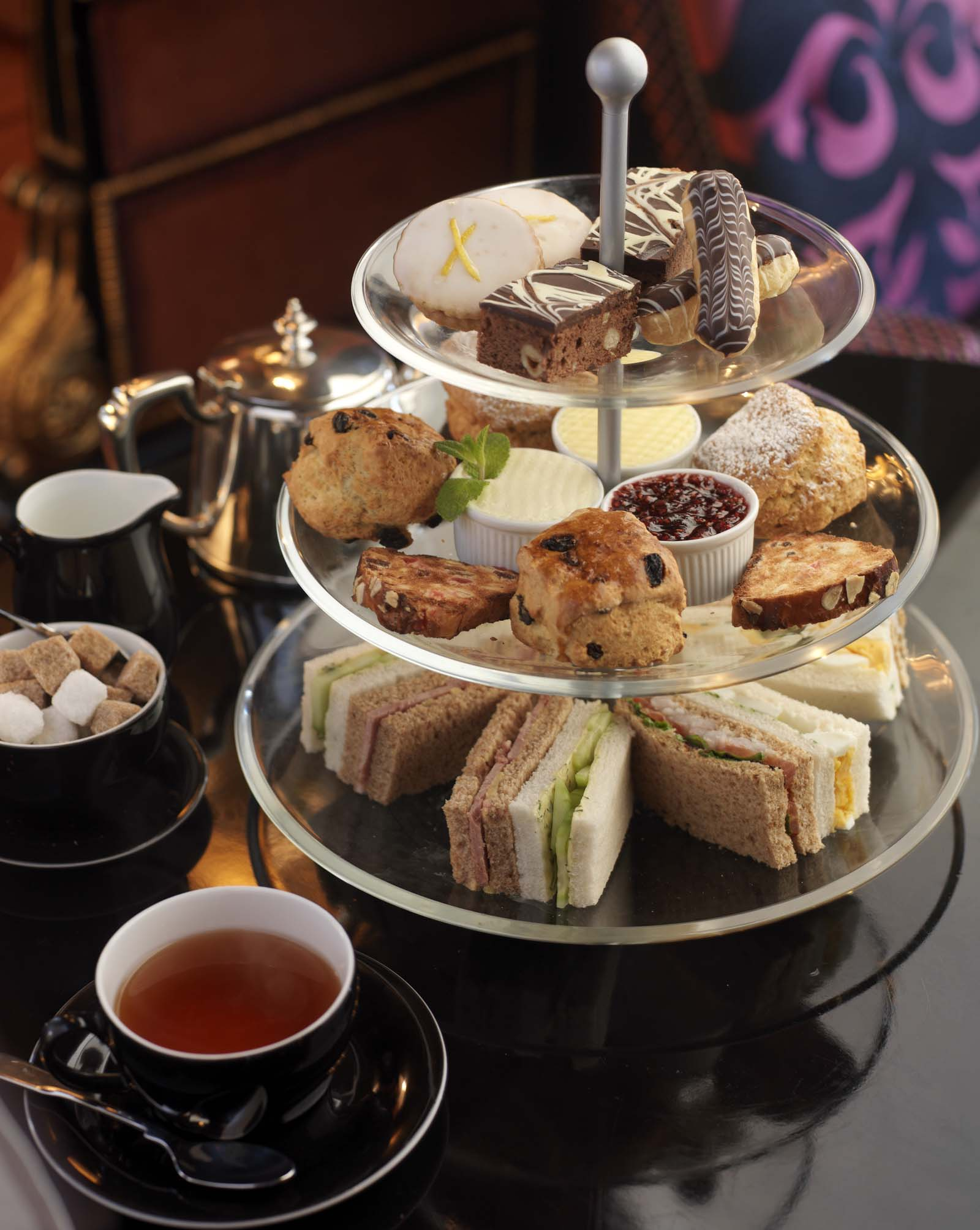 Afternoon Tea at Prestonfield - Edinburgh