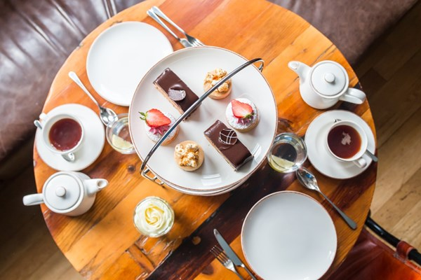 Afternoon Tea at Radisson Blu Edwardian, Manchester - Greater Manchester
