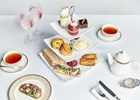 Afternoon Tea at St Pierre Marriott Hotel & Country Club - Monmouthshire