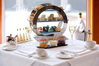 Afternoon Tea at Sunborn Yacht Hotel London - London