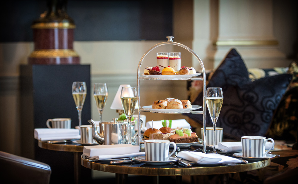 Afternoon Tea at The Bloomsbury, London - London
