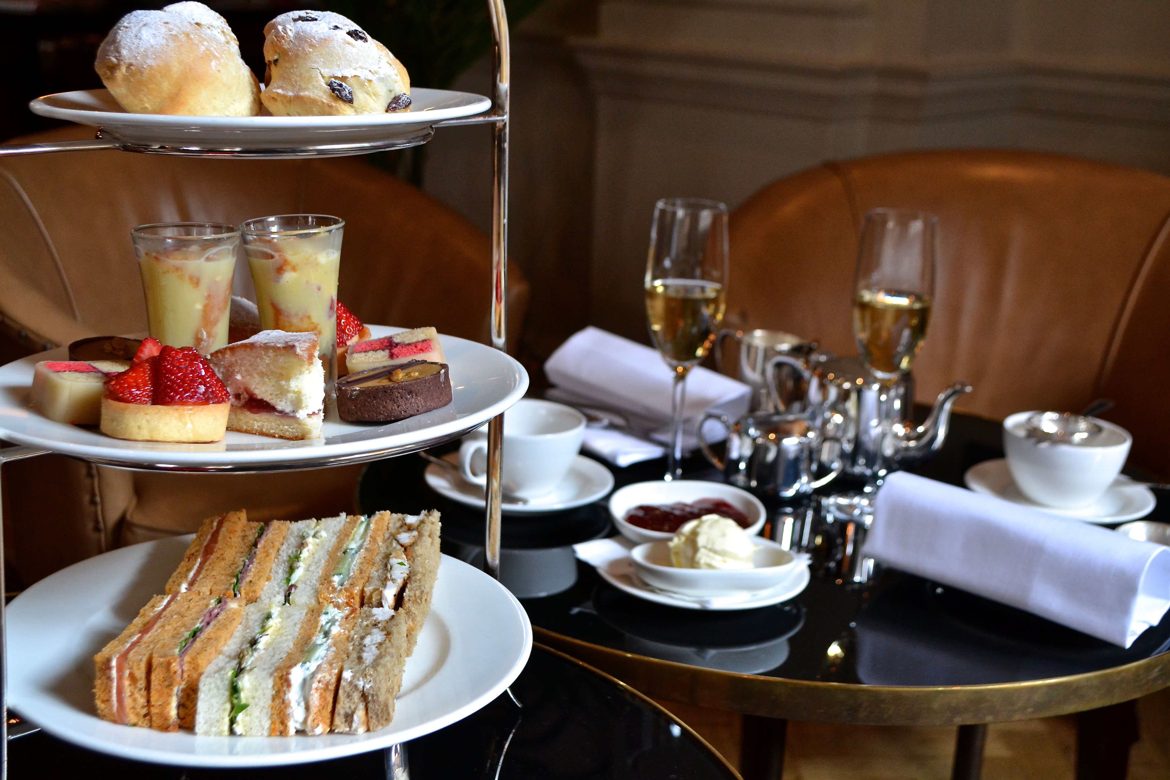 Reserve a table at Afternoon Tea at The Bloomsbury Hotel