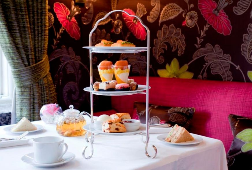 Afternoon Tea at The Capital - London