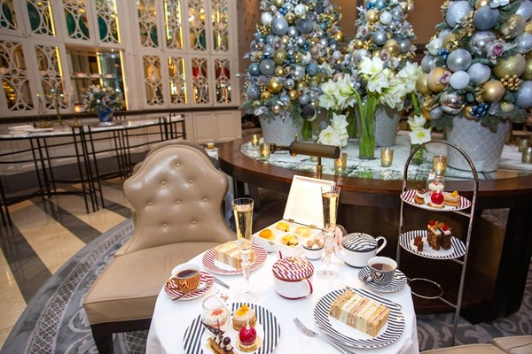 Afternoon Tea at Corinthia Hotel London - London