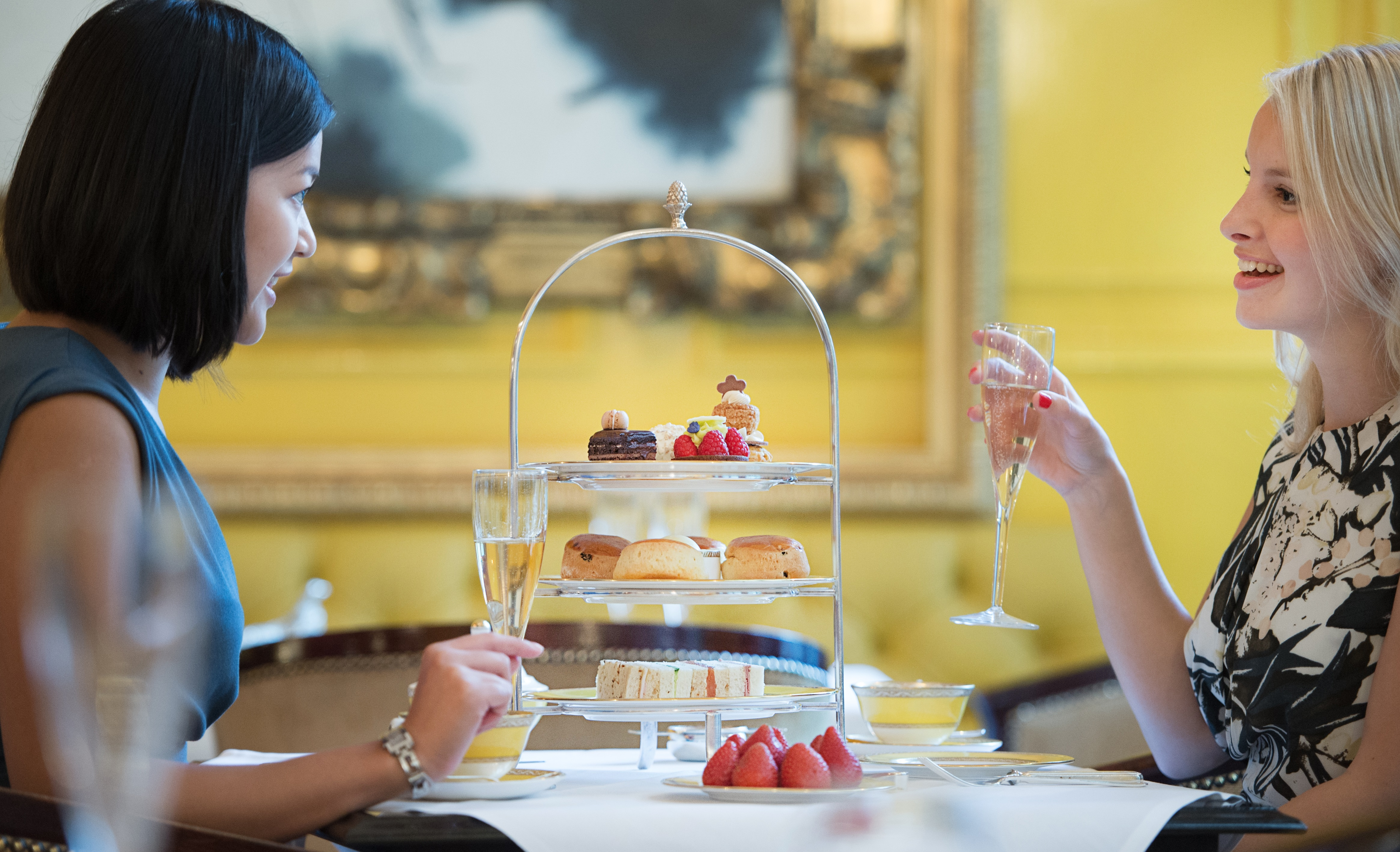 Afternoon Tea at The Goring - London