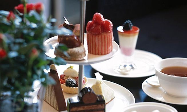 Afternoon Tea at The Grove - Hertfordshire