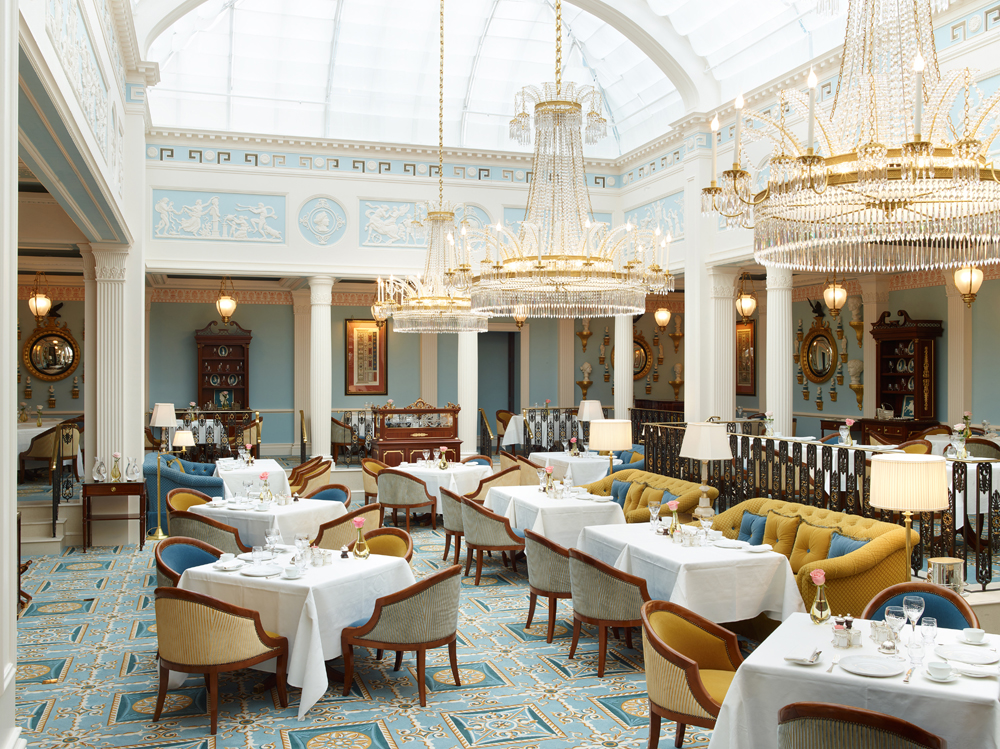 Afternoon Tea at The Lanesborough - London