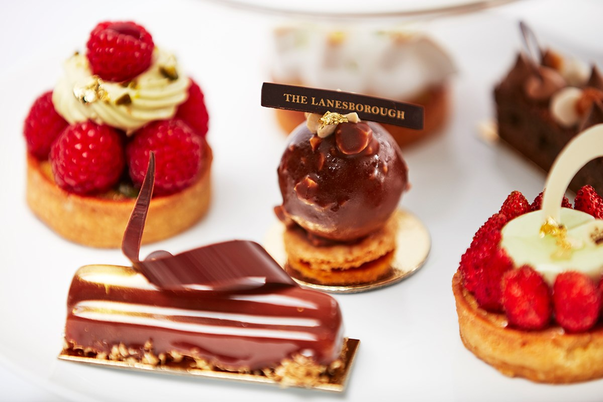 Reserve a table at Afternoon Tea at The Lanesborough