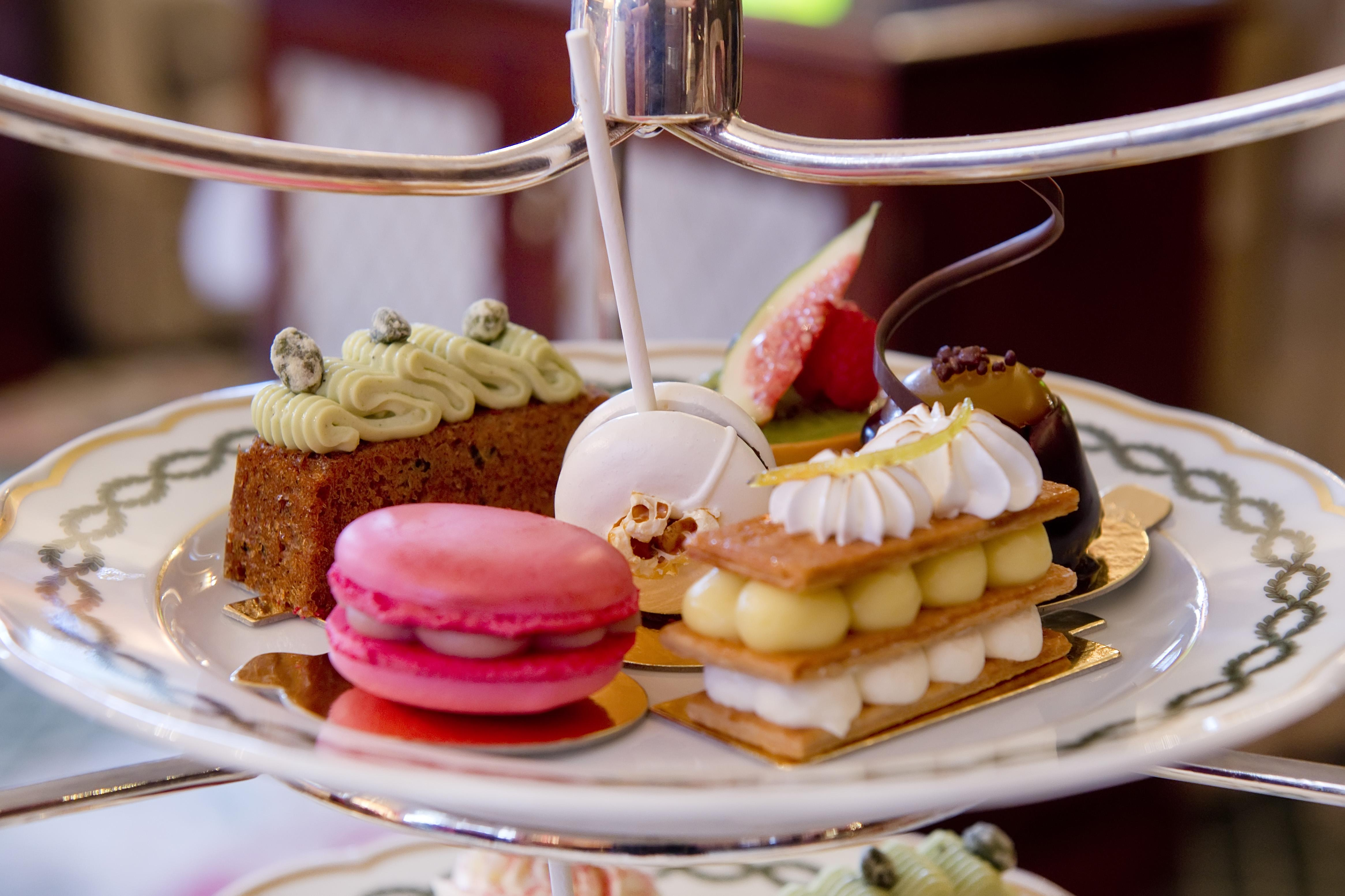 Afternoon Tea at the Milestone Hotel - London