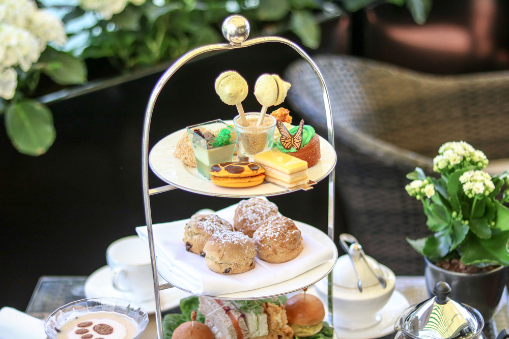 Afternoon Tea at The Montague - London