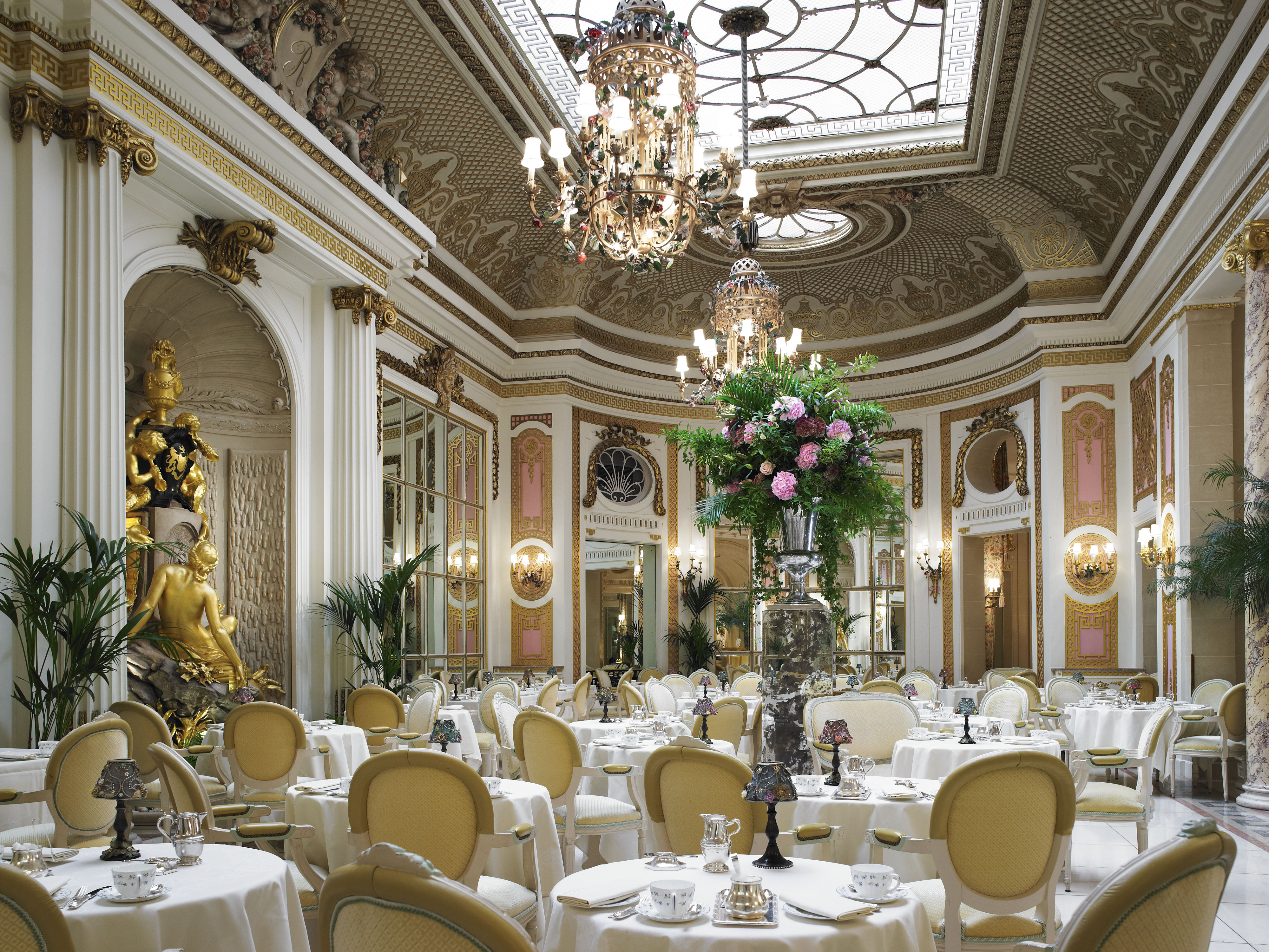Afternoon Tea at The Ritz - London