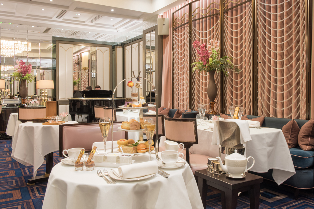 Afternoon Tea at The Wellesley - London