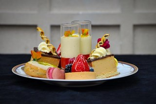 Afternoon Tea - Waldorf - London