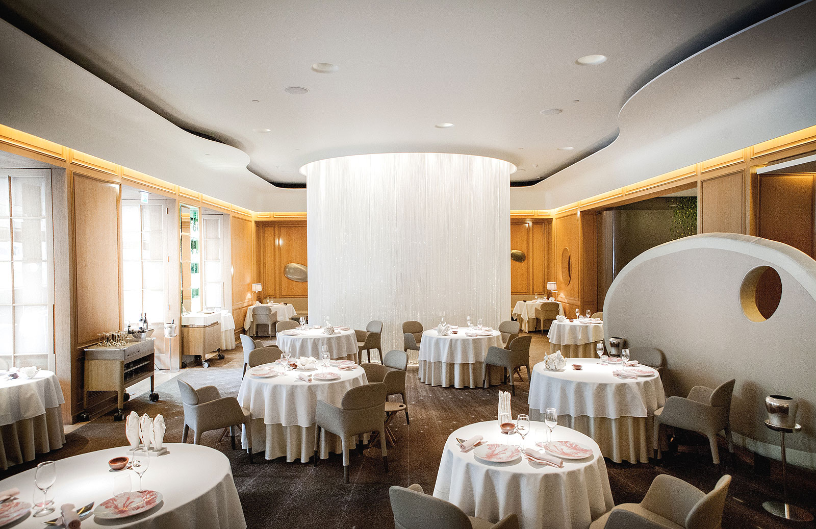 Reserve a table at Alain Ducasse at The Dorchester