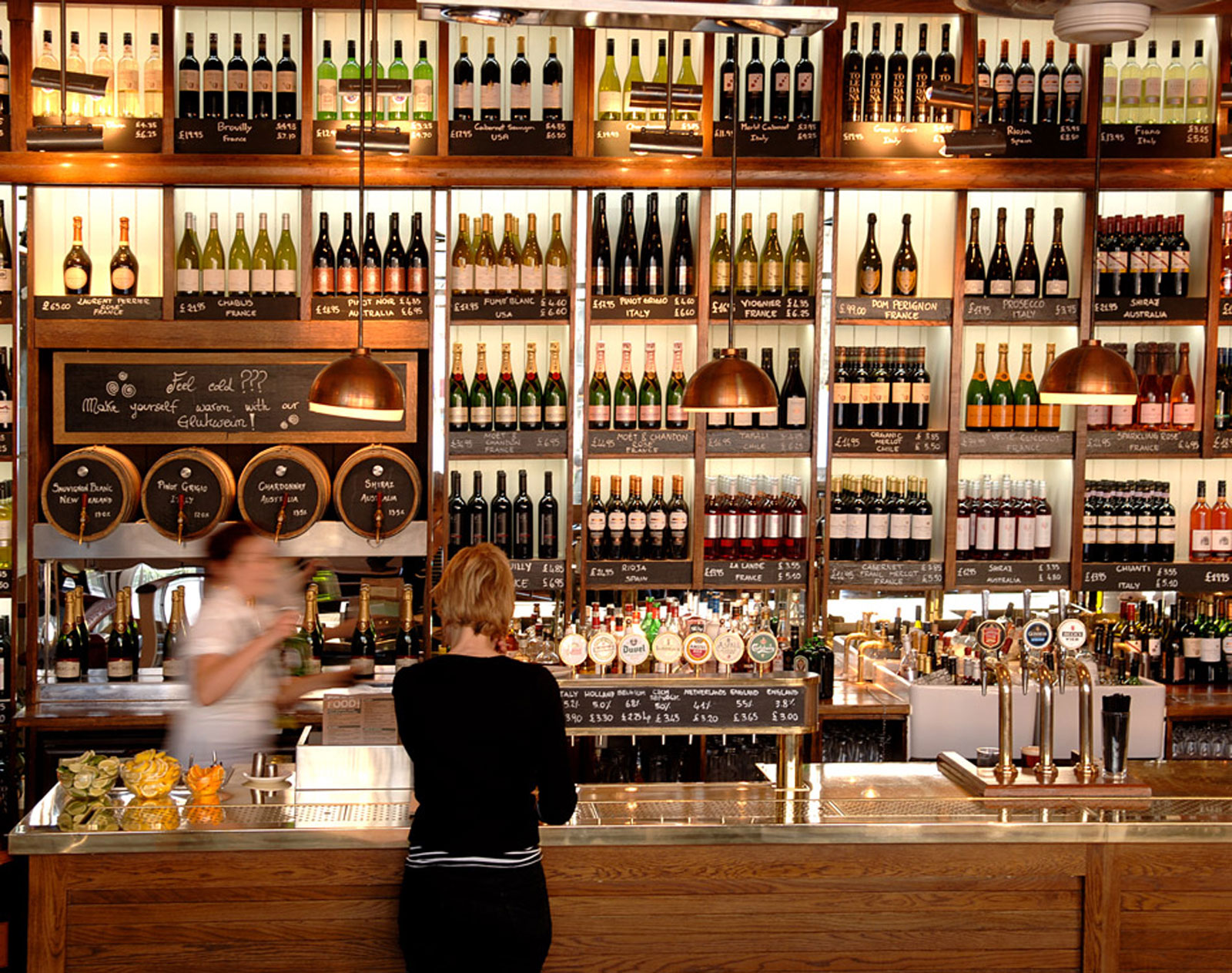 All Bar One Chiswell St - London