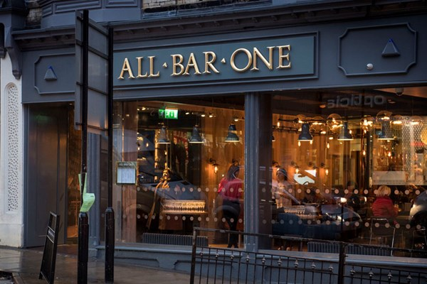 All Bar One Harrogate - North Yorkshire