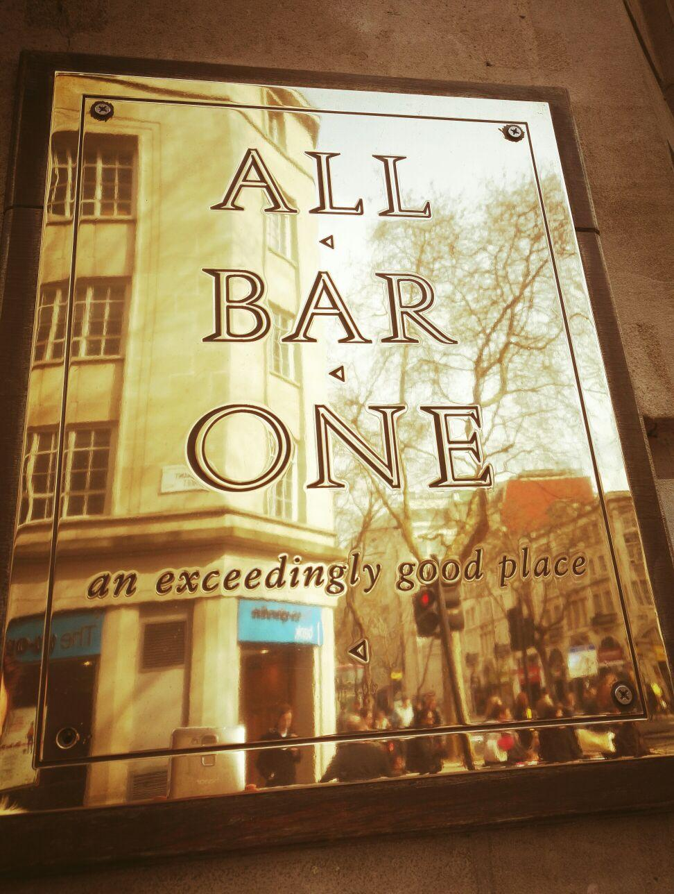 All Bar One Kingsway - London
