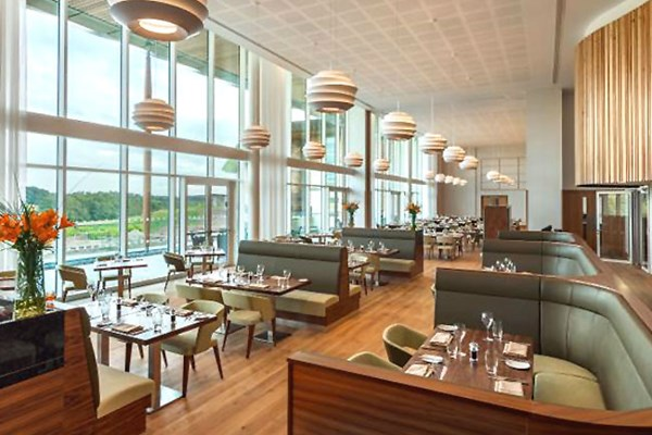 The Restaurant At Hilton At St Georges Park
