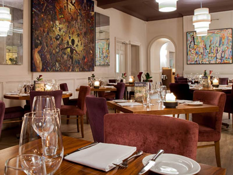Reserve a table at Allium Brasserie