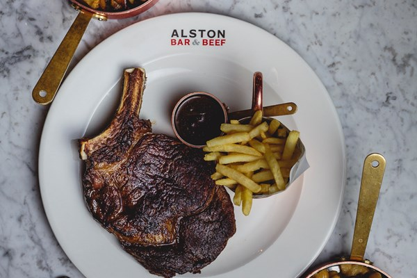 Alston Bar & Beef - Greater Manchester