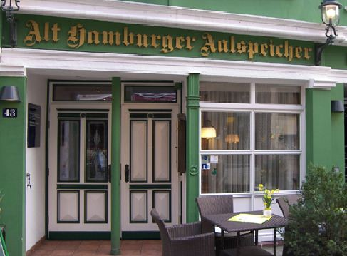 Alt Hamburger Aalspeicher - Hamburg