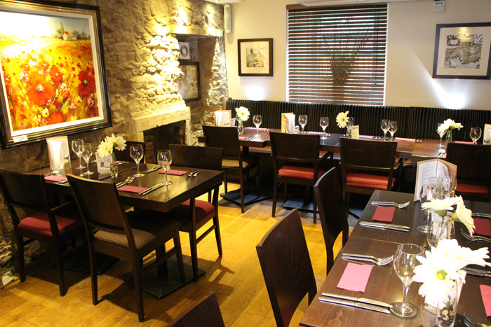Amaretto Ristorante and Pizzeria - Bridge of Weir - Renfrewshire