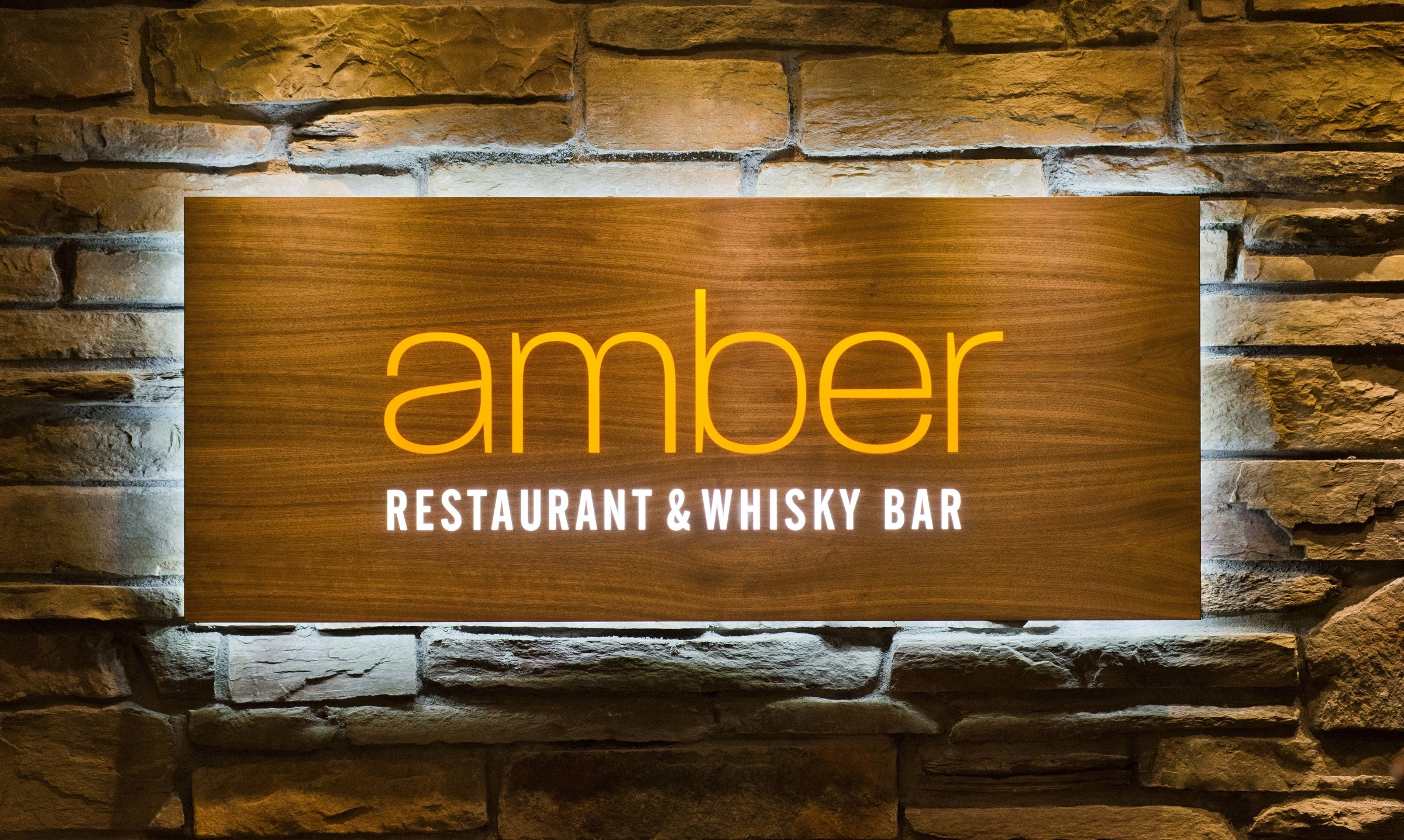 Amber Restaurant at The Scotch Whisky Experience - Edinburgh