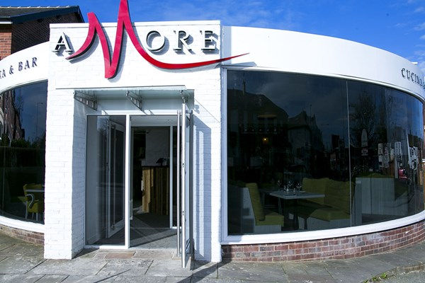 Amore Restaurant - Greater Manchester