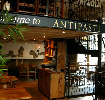 Antipasti - Glasgow