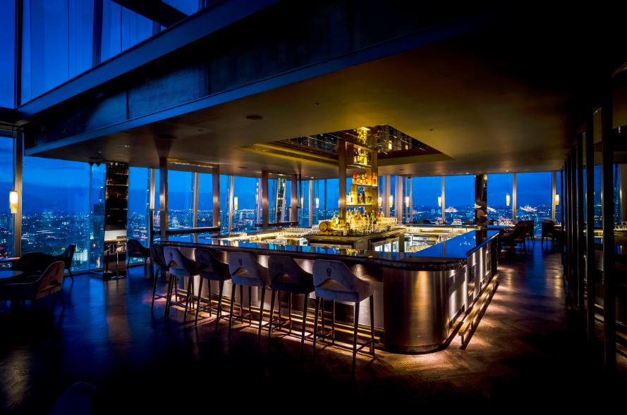 Reserve a table at Aqua Shard