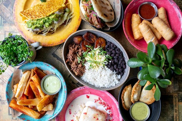 Arepa & Co  - Bethnal Green - London