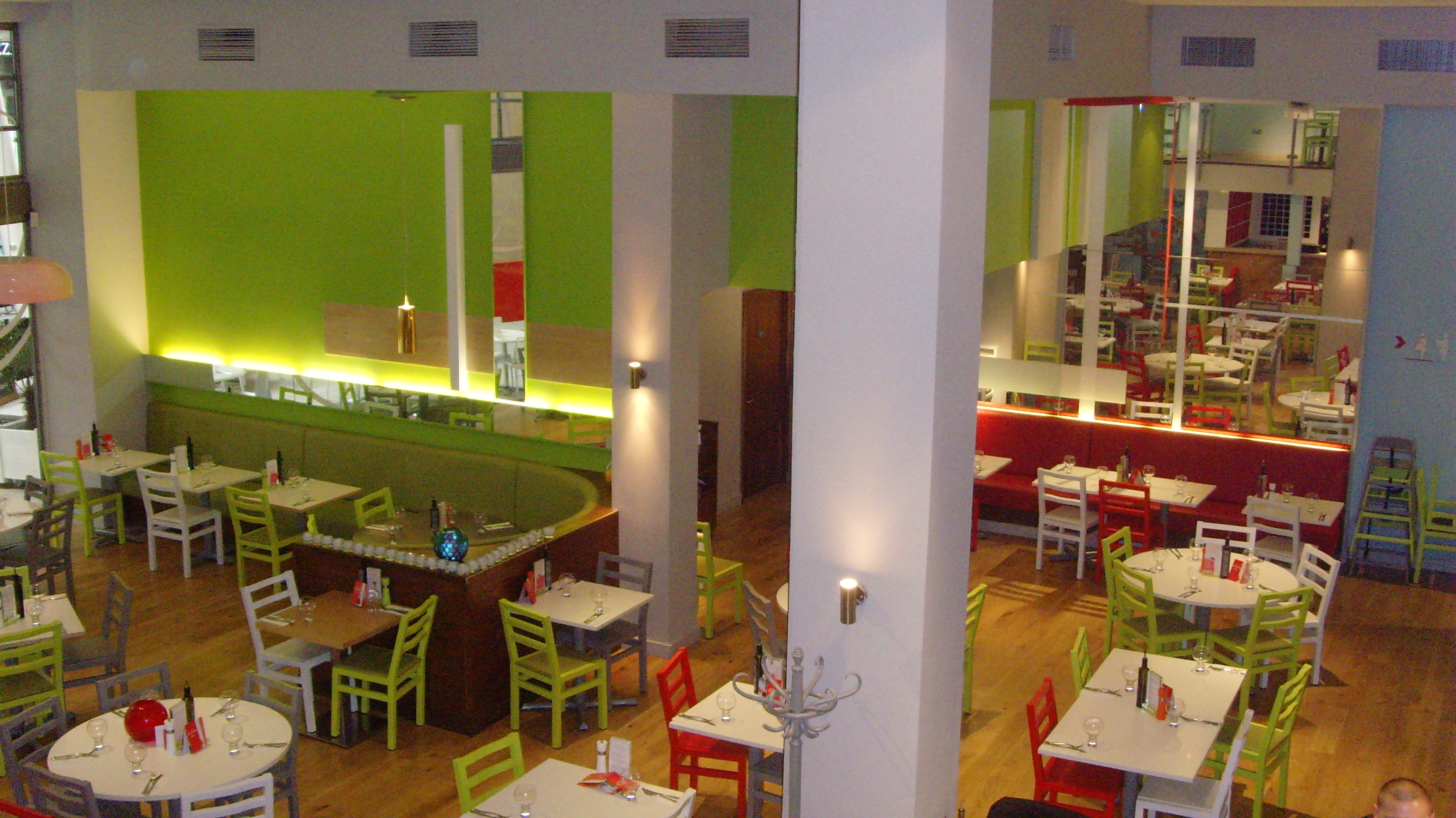 Reserve a table at ASK Italian - Basingstoke