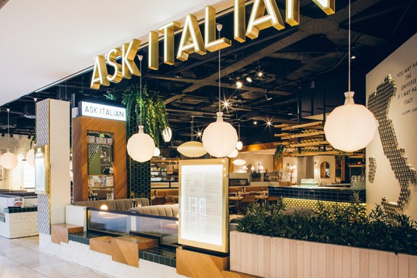 ASK Italian - Bluewater - Kent