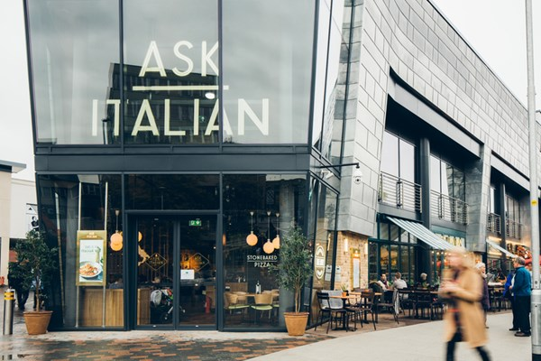 ASK Italian - Chelmsford - Essex