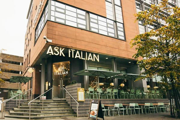 ASK Italian - Glasgow Port Dundas Place - Glasgow