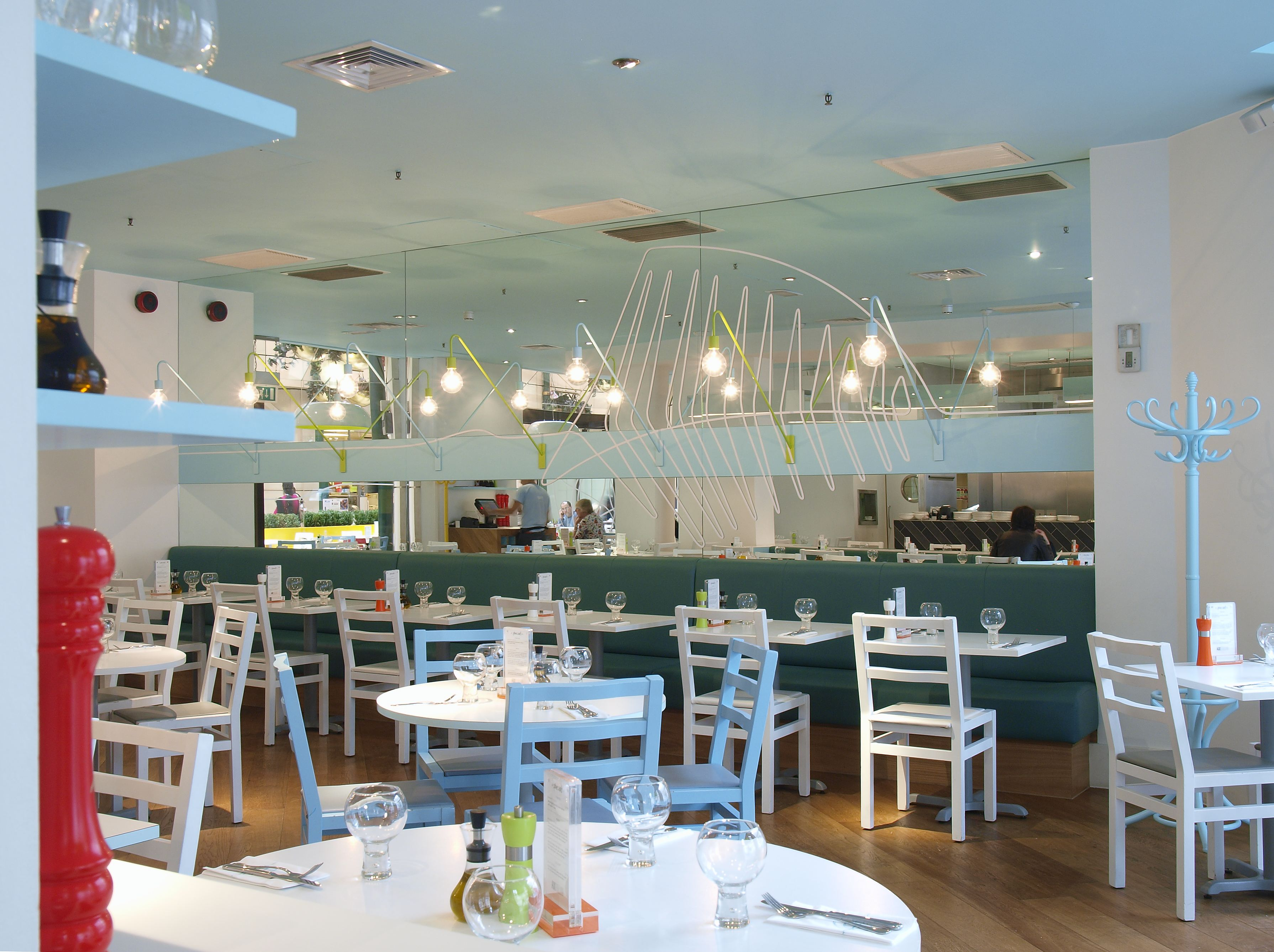 Reserve a table at ASK Italian - Gloucester Arcade