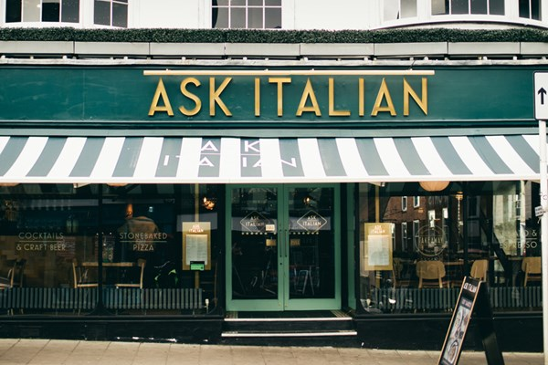 ASK Italian - Lewes - East Sussex