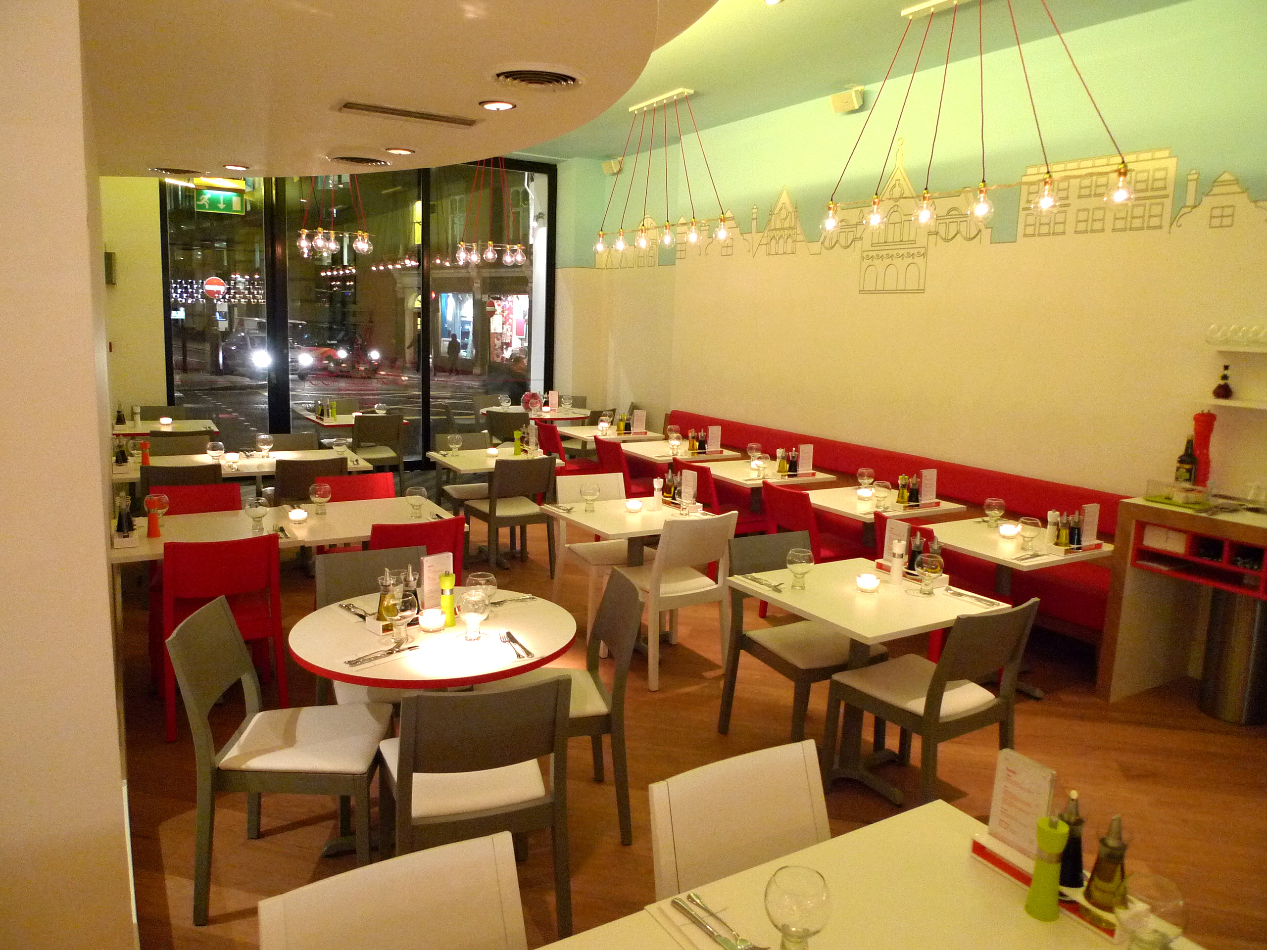 Reserve a table at ASK Italian - Wigmore Street