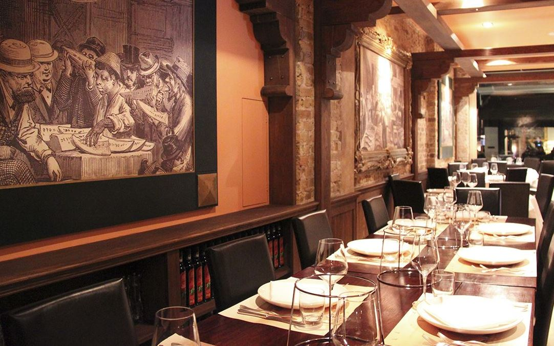 Reserve a table at Assunta Madre