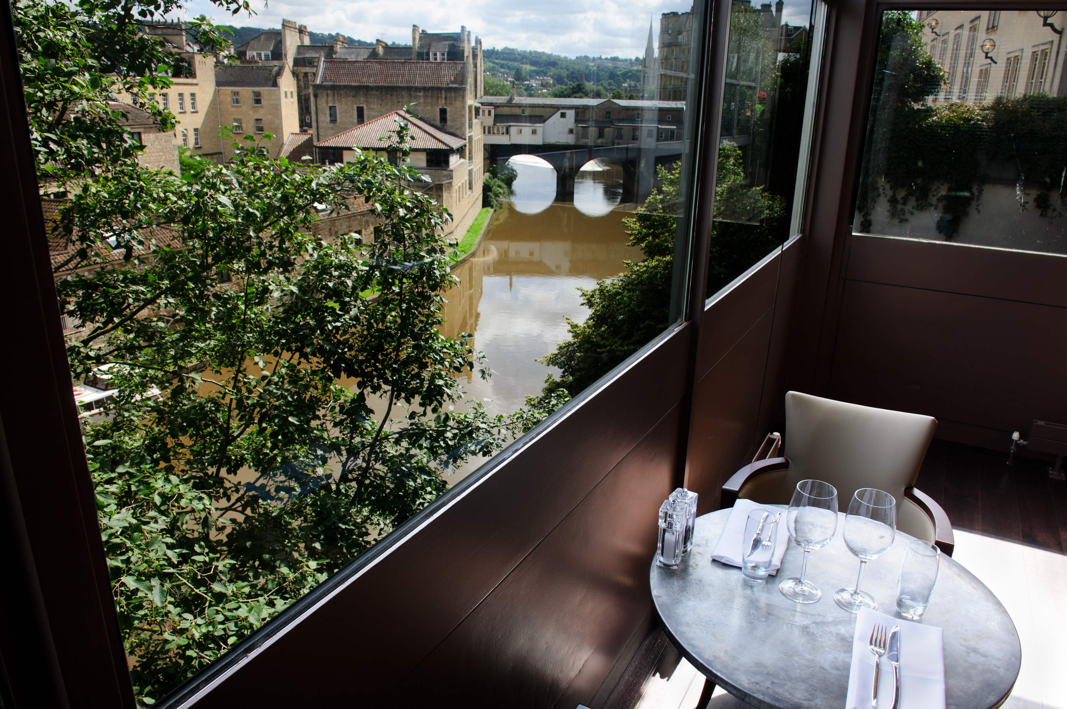 Atelier Restaurant at Hilton Bath City Hotel - Bath