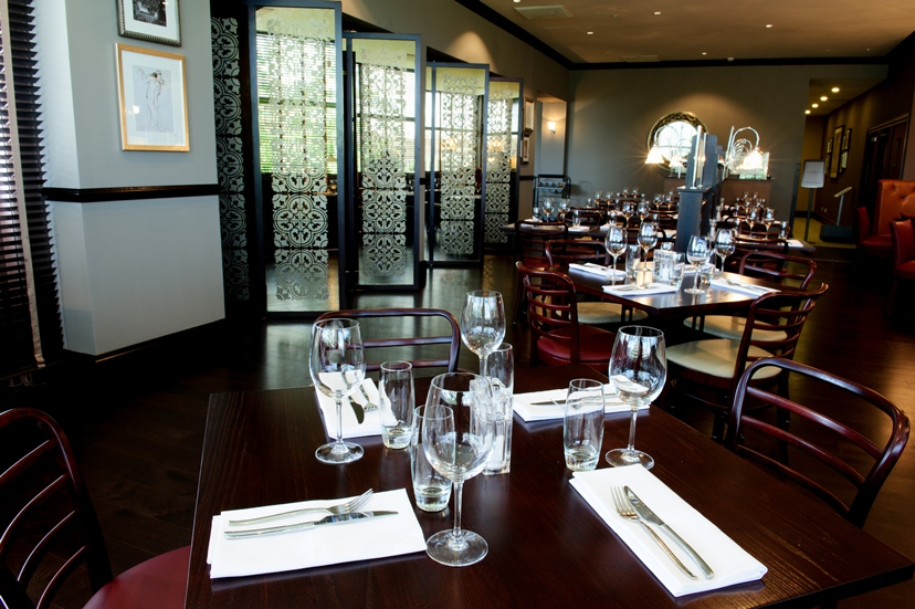 Reserve a table at Atelier Restaurant at Hilton Bath City Hotel
