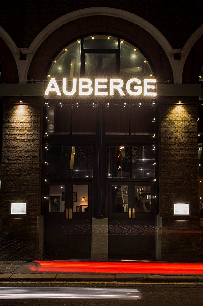 Auberge - Waterloo - London