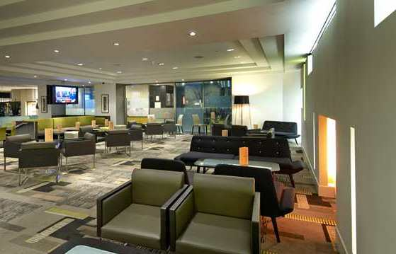 Avenue Bar and Lounge and West Eleven at Hilton Kensington - London