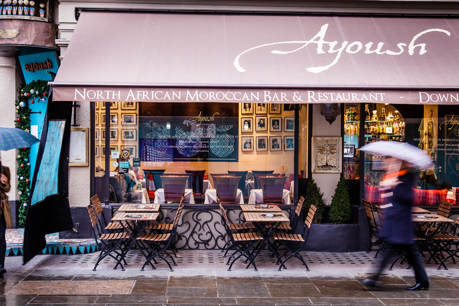 Reserve a table at Ayoush - London