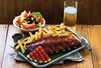 Reserve a table at Harvester - Britannia
